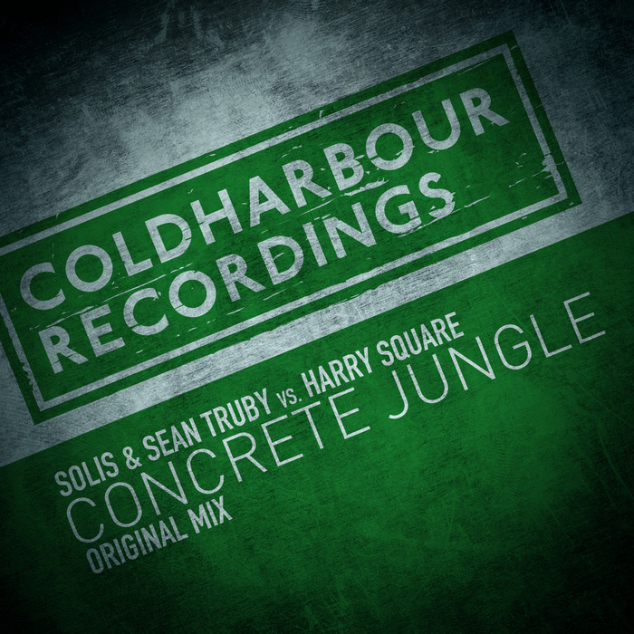 SOLIS/SEAN TRUBY vs HARRY SQUARE - Concrete Jungle