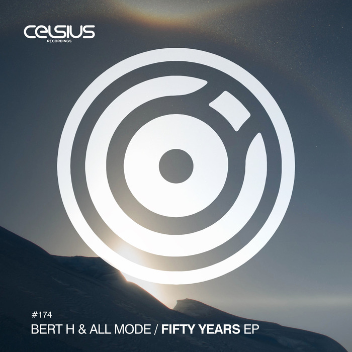 BERT H/ALL MODE - Fifty Years EP
