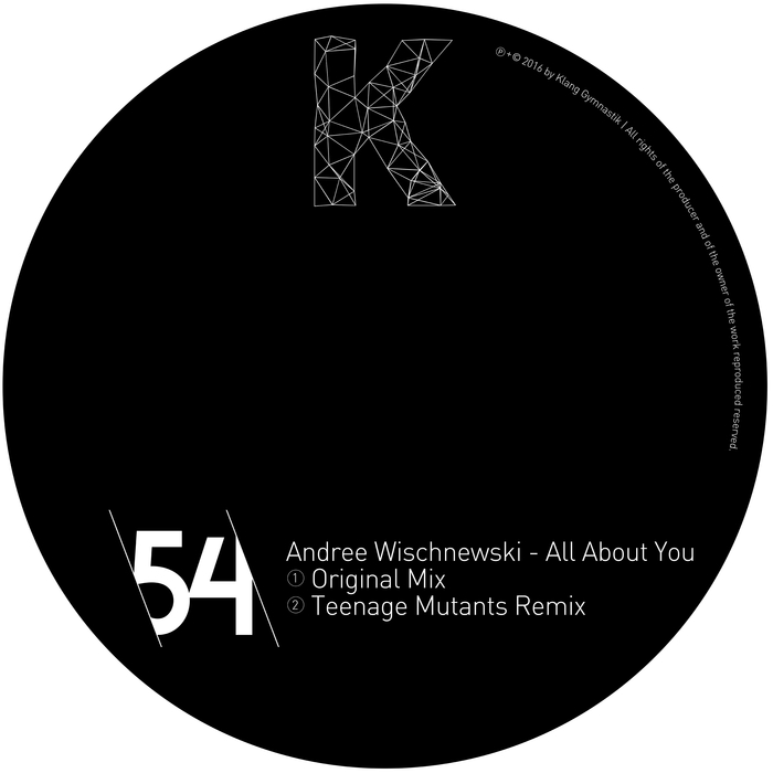 ANDREE WISCHNEWSKI - All About You