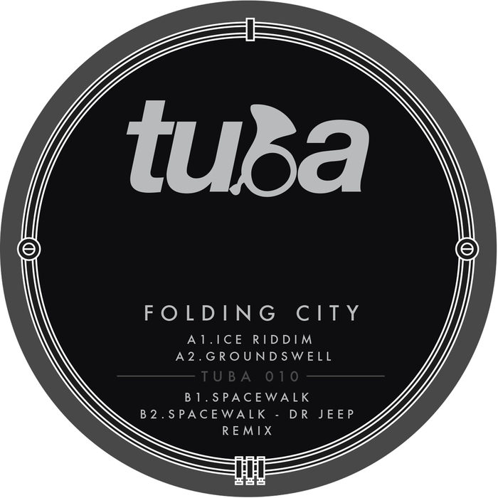 FOLDING CITY - Ice Riddim EP