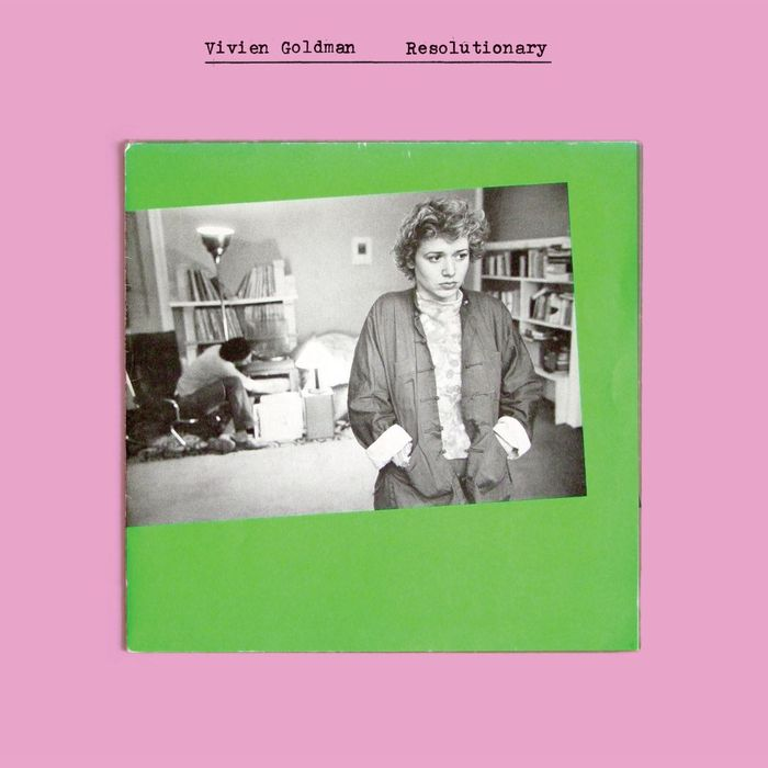 VIVIEN GOLDMAN - Resolutionary (Songs 1979-1982)