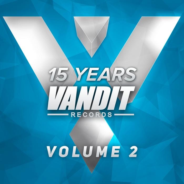 VARIOUS - 15 Years Of Vandit Records (The Remixes Vol 2)