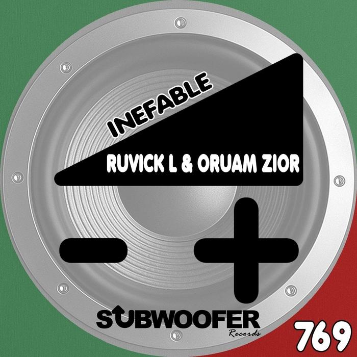 RUVICK L/ORUAM ZIOR - Inefable