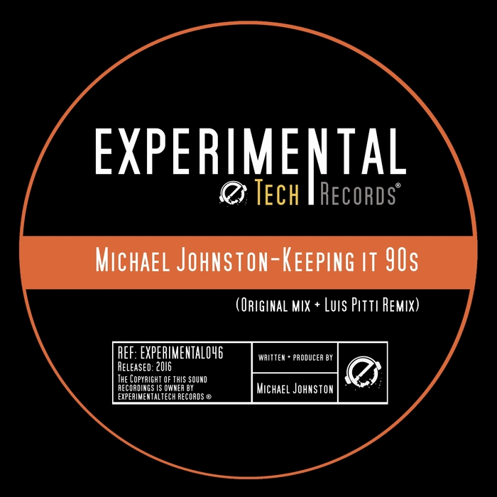 MICHAEL JOHNSTON - Keeping It 90s