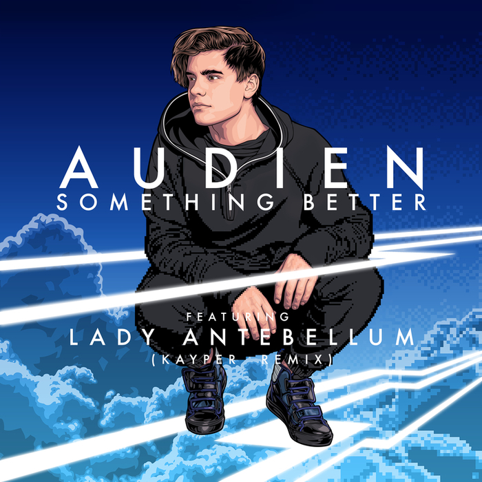 AUDIEN feat LADY ANTEBELLUM - Something Better