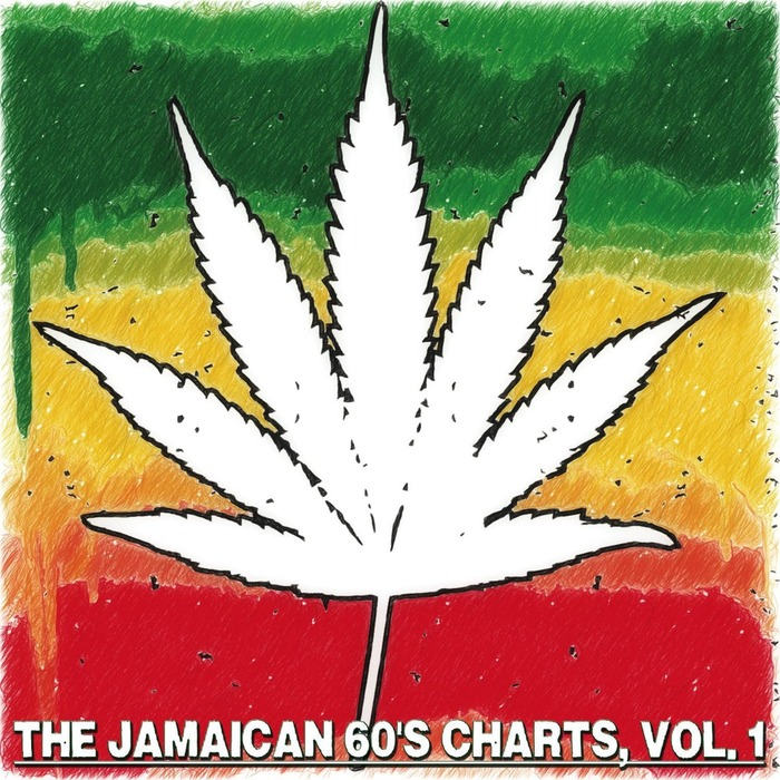 VARIOUS - The Jamaican 60s Charts Vol 1: The Golden Era