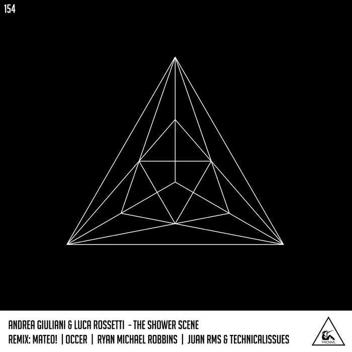 ANDREA GIULIANI/LUCA ROSSETTI - The Shower Scene EP