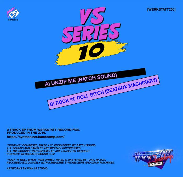 BATCH SOUND Vs BEATBOX MACHINERY - The Vs Series Vol.10