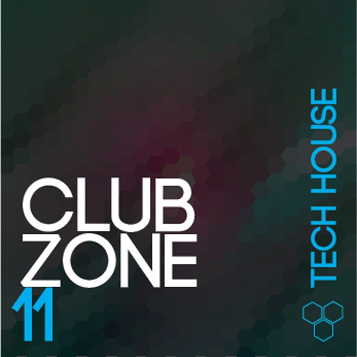 VARIOUS - Club Zone/Tech House Vol 11