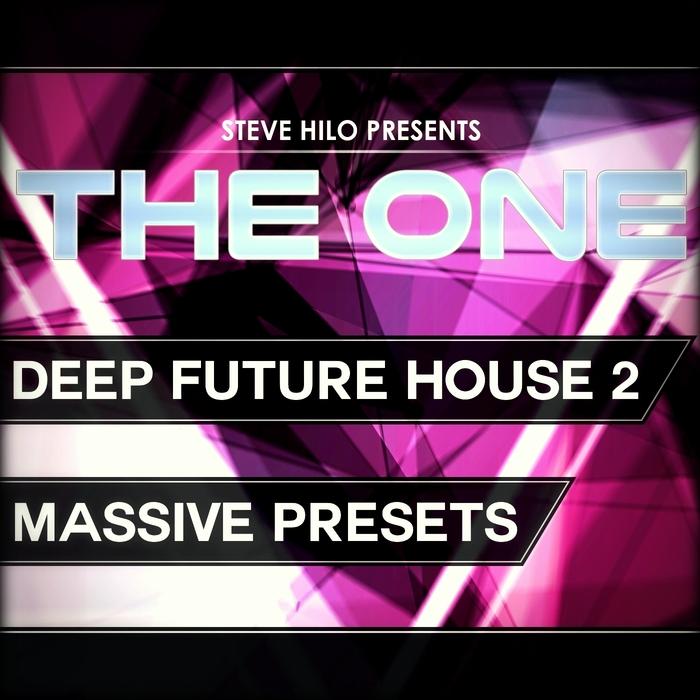 THE ONE-SERIES - Deep Future House 2 (Sample Pack NI Massive)