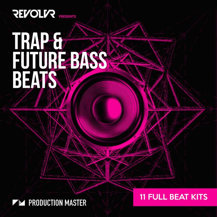 REVOLVR - Trap & Future Bass Beats (Sample Pack WAV)