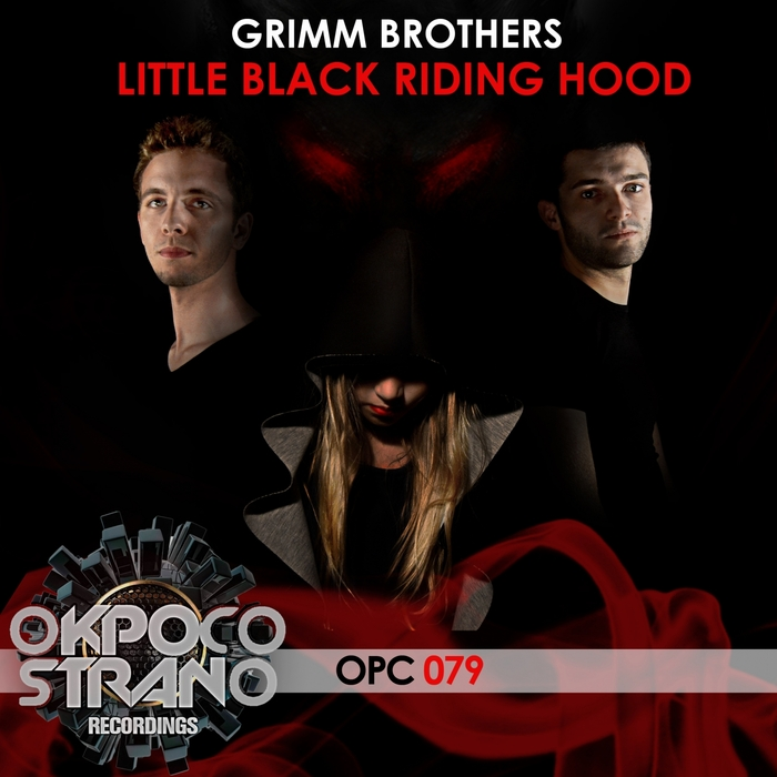 GRIMM BROTHERS - Little Black Riding Hood