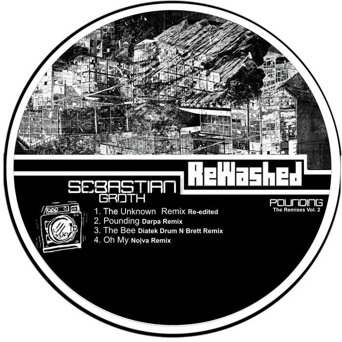 SEBASTIAN GROTH - Pounding Vol 2 (The Remixes)