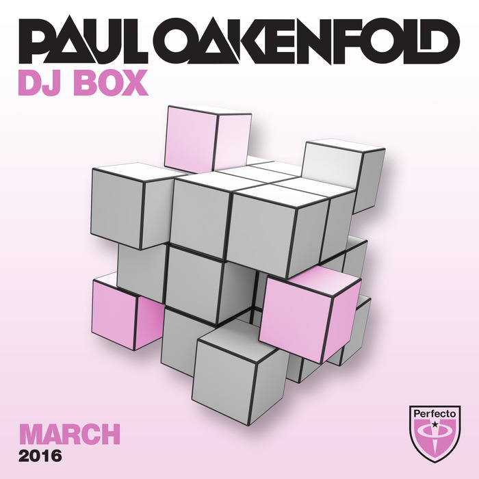VARIOUS/PAUL OAKENFOLD - DJ Box March 2016