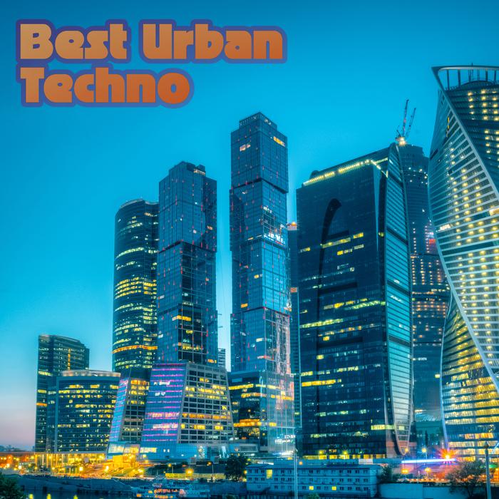 VARIOUS - Best Urban Techno