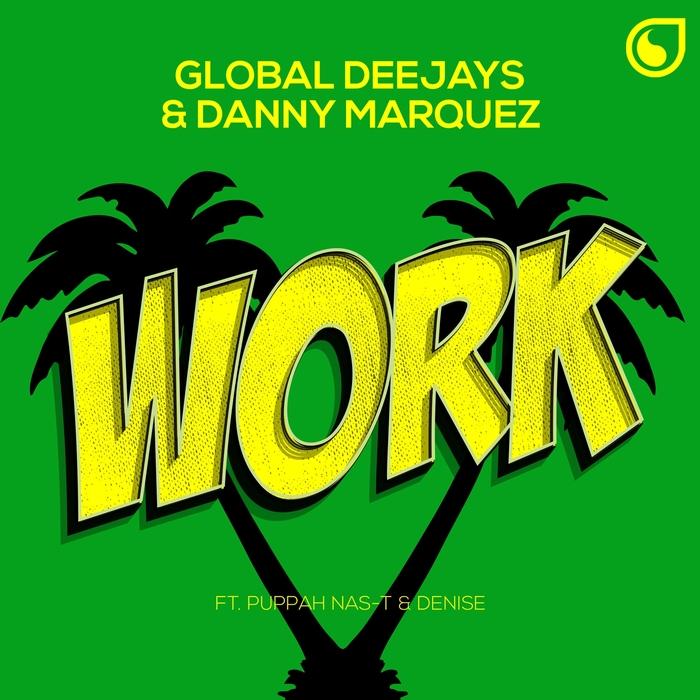 DANNY MARQUEZ/GLOBAL DEEJAYS - Work