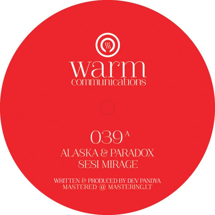 ALASKA/PARADOX - Sesi Mirage