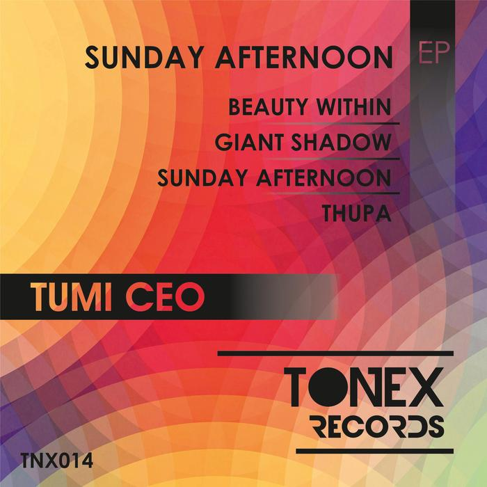 TUMI CEO - Sunday Afternoon