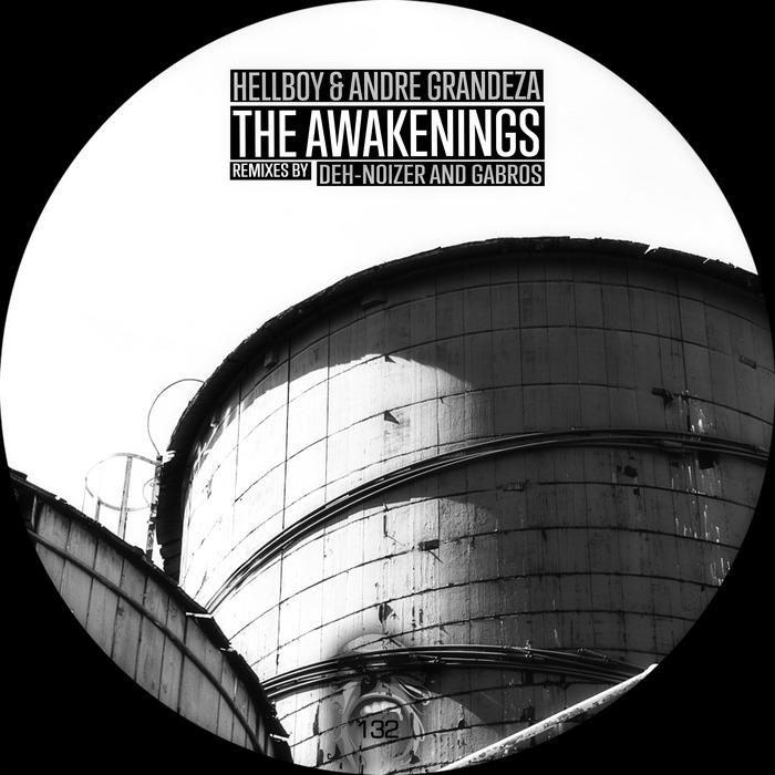 HELLBOY/ANDRE GRANDEZA - The Awakenings