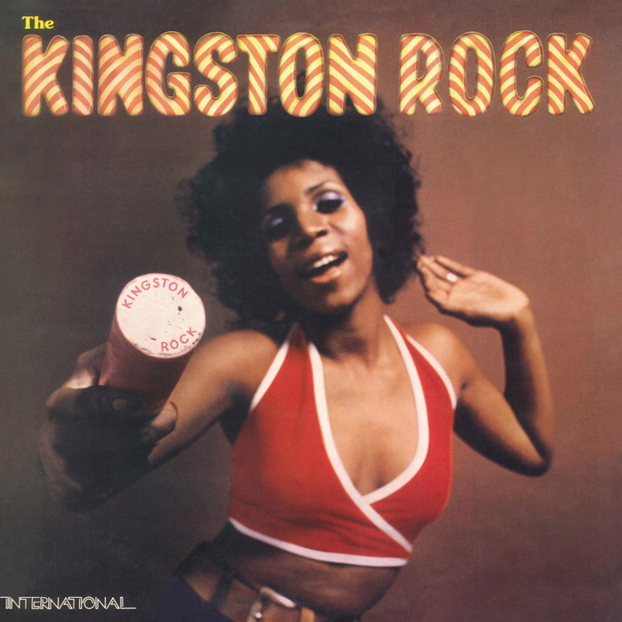 VARIOUS - Kingston Rock (Earth Must Be Hell)