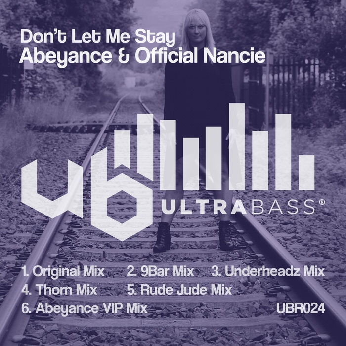 ABEYANCE/OFFICIAL NANCIE - Don't Let Me Stay