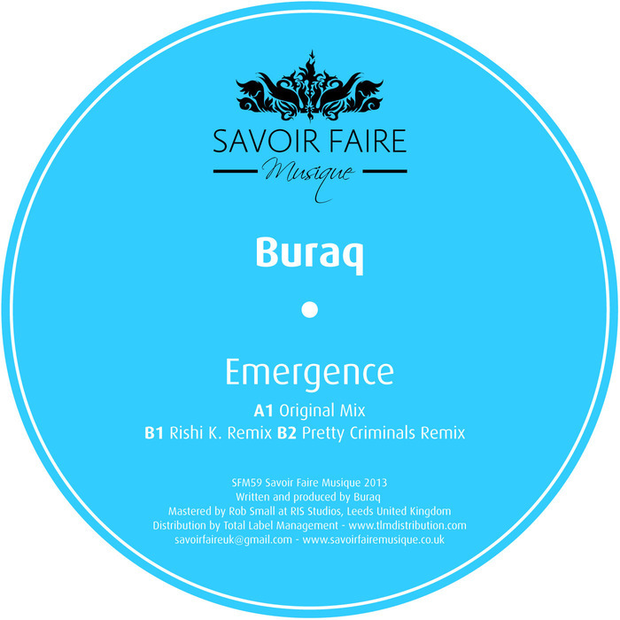 BURAQ - Emergence