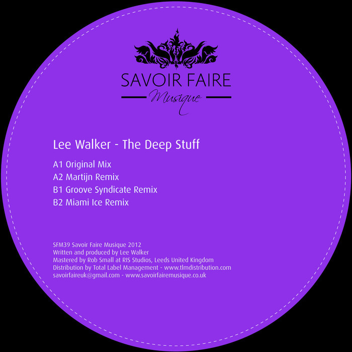 LEE WALKER - The Deep Stuff