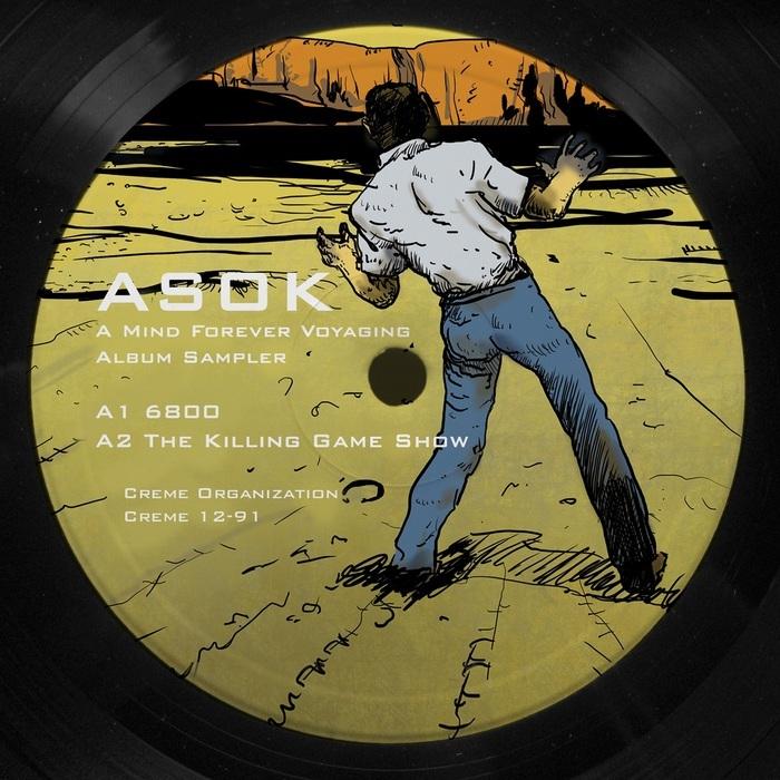 ASOK - A Mind Forever Voyaging Album Sampler