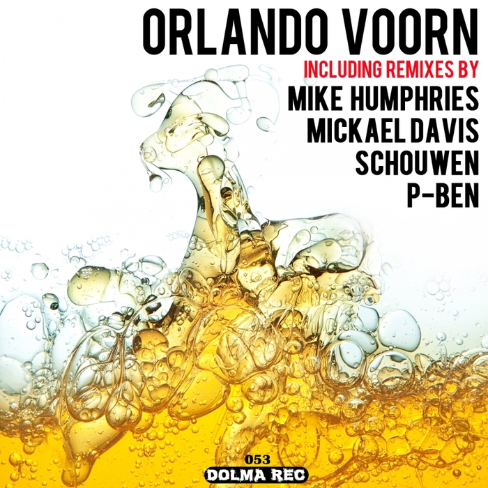 ORLANDO VOORN - Back With The Funk