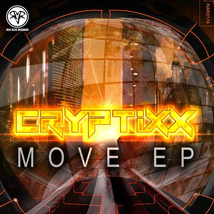 CRYPTIXX - Move EP
