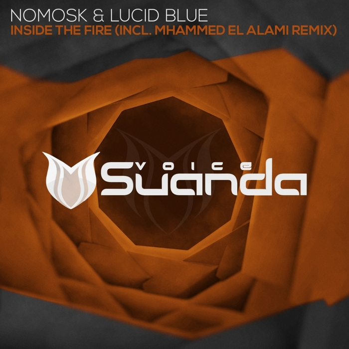 NOMOSK/LUCID BLUE - Inside The Fire