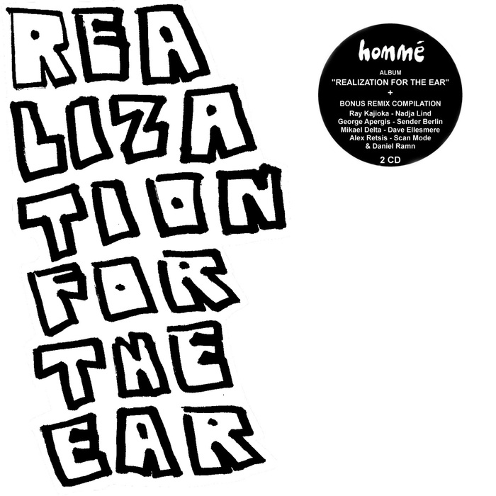 HOMME - Realization For The Ear + Remixes & Interpretations