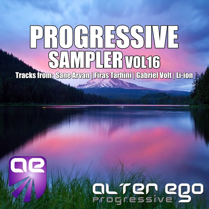 VARIOUS - Progressive Sampler Vol 16