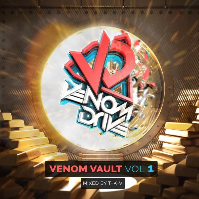 VARIOUS - Venom Vault Vol 1 (Mixed By T-K-V)