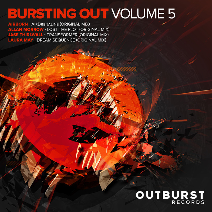 AIRBORN/ALLAN MORROW/JASE THIRLWALL/LAURA MAY - Bursting Out Volume 5