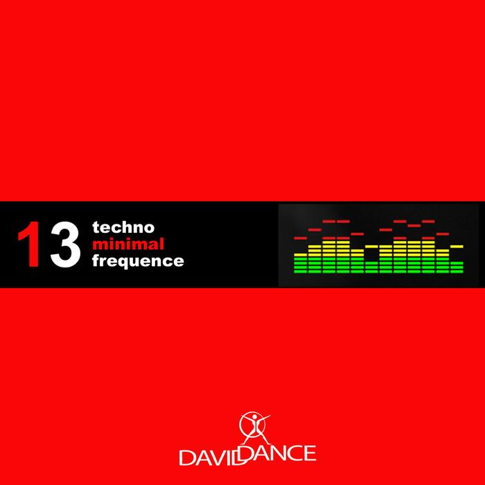 VARIOUS - Techno Minimal Frequence 13
