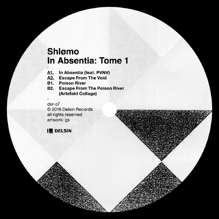 SHLOMO - In Absentia/Tome 1