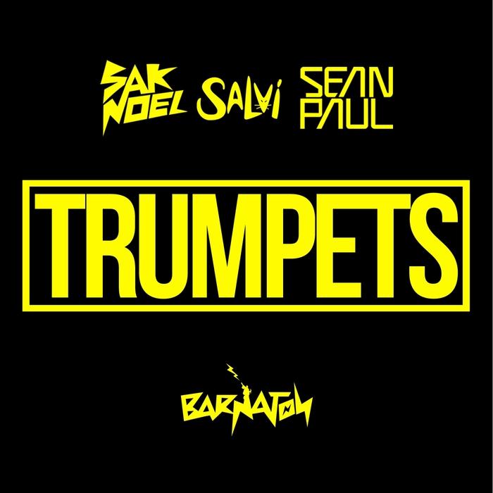 SAK NOEL/SALVI feat SEAN PAUL - Trumpets