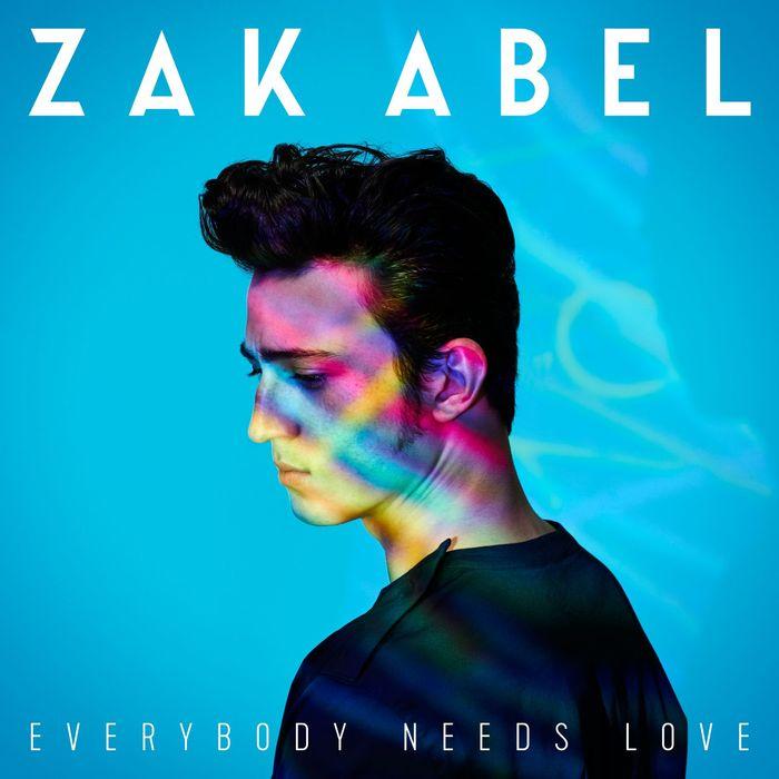 ZAK ABEL - Everybody Needs Love