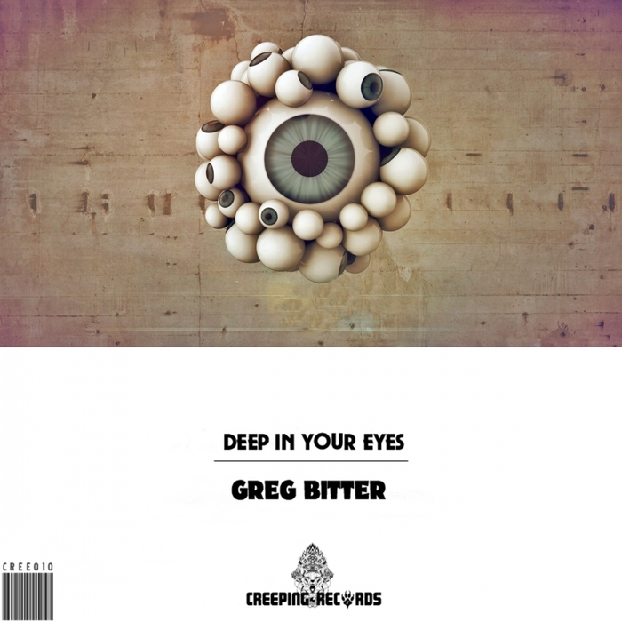 GREG BITTER - Deep In Your Eyes
