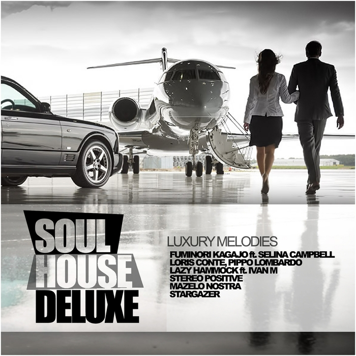 VARIOUS - Soul House Deluxe/Luxury Melodies