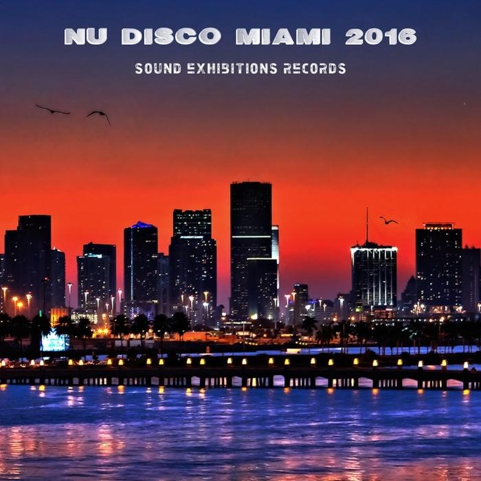VARIOUS - Nu Disco Miami 2016