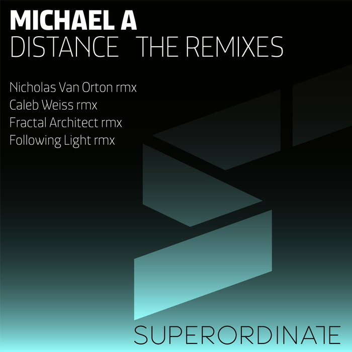 MICHAEL A - Distance The Remixes