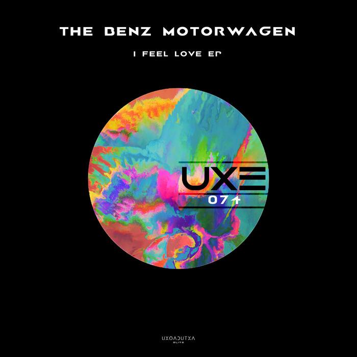 THE BENZ MOTORWAGEN - A Woman