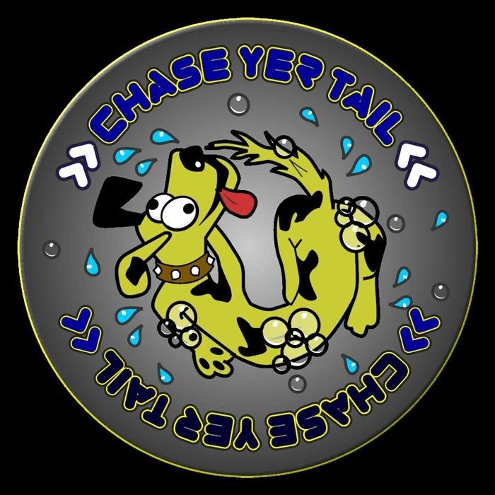 DJ MENTE/MOBILE DOGWASH/FIL DEVIOUS - Chase Yer Tail 014