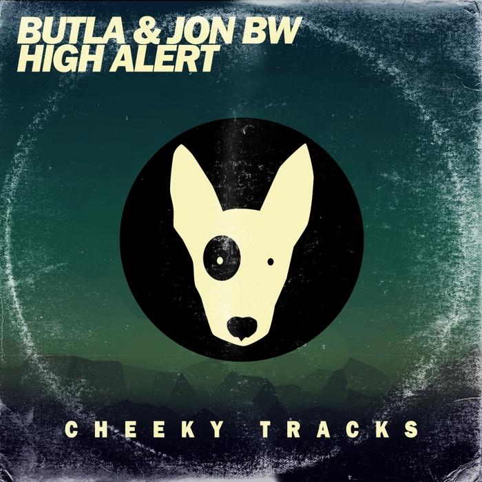 BUTLA/JON BW - High Alert