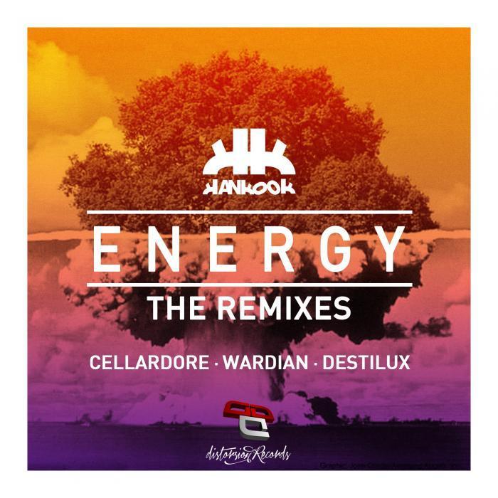 HANKOOK - Energy Remixes