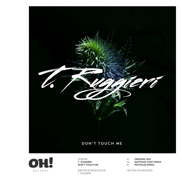 T RUGGIERI - Don't Touch Me