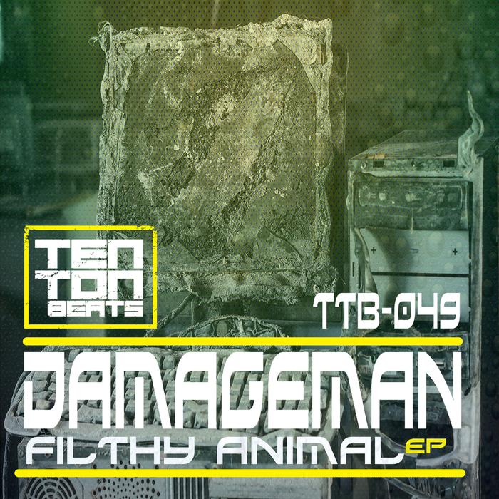 DAMAGEMAN - Filthy Animal