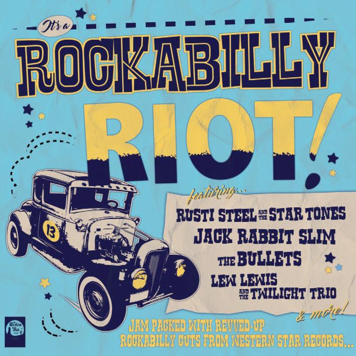 VARIOUS - It's A Rockabilly Riot Vol 1